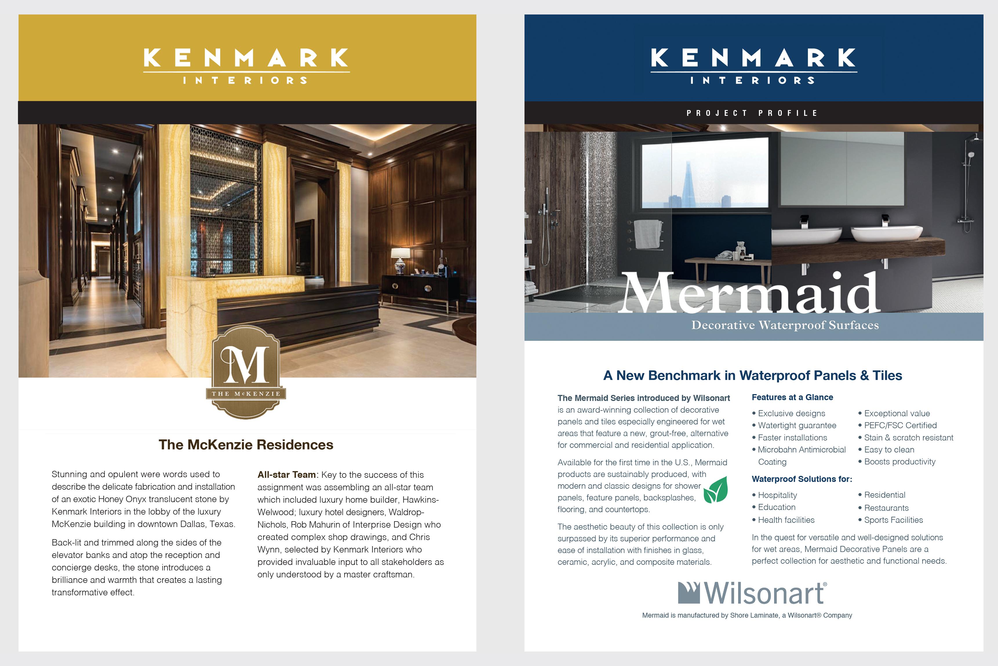 Kenmark Interiors Brangenix Marketing